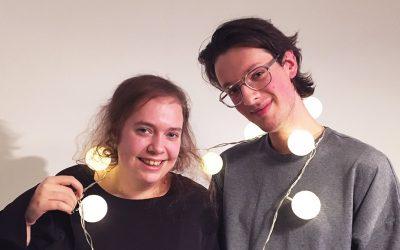 #38 Keuvelen met Anke en Joppe